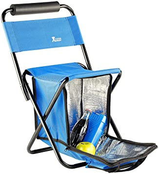 XCASE Chaise pliable avec sac isotherme wa8cy