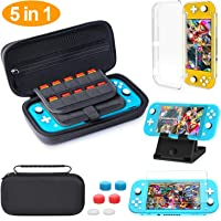 HeyStop Carrying Case Kit for Nintendo Switch Lite