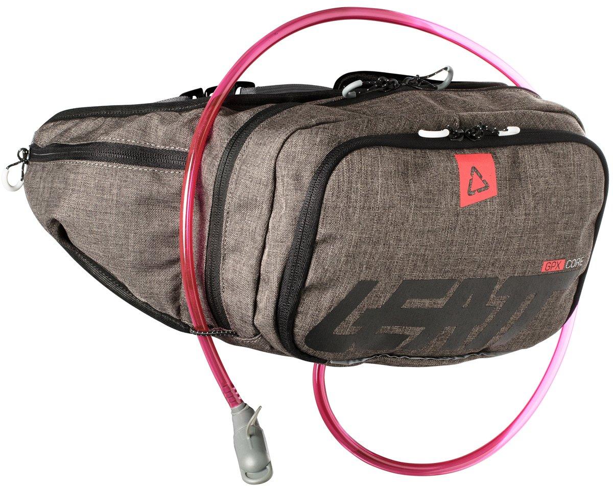Leatt Tool Belt Core 2.0 Hydration System - Black / X-Small/XX-Large