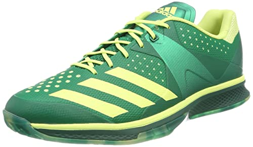 hot sale online bd1ca 168dd adidas Mens Counterblast Handball Shoes, Green BgreenSefryeCgreen, ...