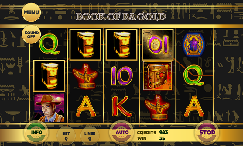book of ra gold slot скачать