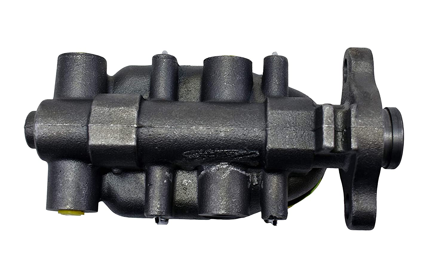 1-1//8 Bore GM Universal Style//Corvette Style A-Team Performance Universal Cast Iron Master Cylinder