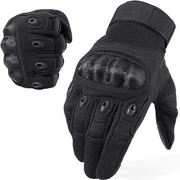 Breathable Non-slip Rock Climbing Riding Outdoor Sports Full-finger Gloves OK 02