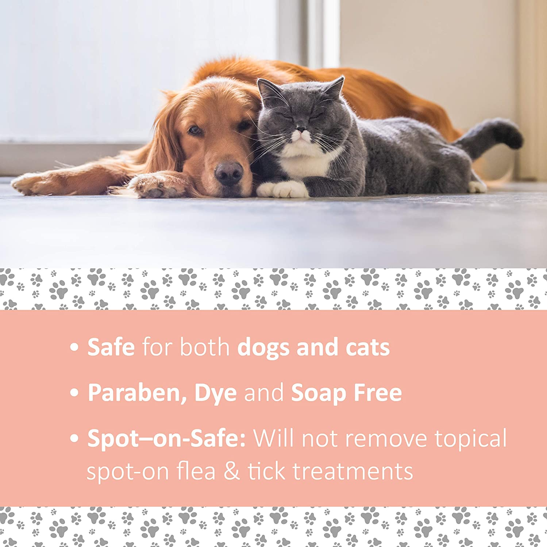 Lot 3 Synergie chien /& chat vétérinaire Formule clinique Hot Spot /& Itch Relief Spray