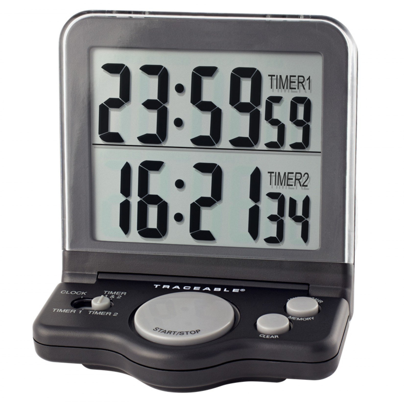 Control Company 5022 Traceable Jumbo Timer by Control