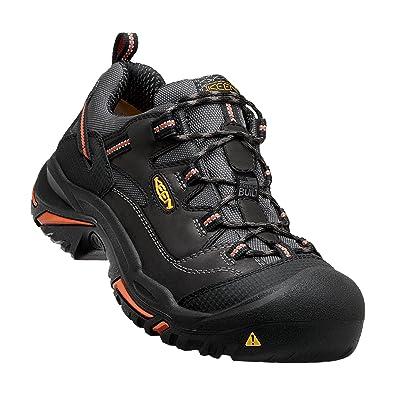 622951a4cd00 Amazon.com  KEEN Utility - Men s Braddock Low (Steel Toe) Work Shoes ...