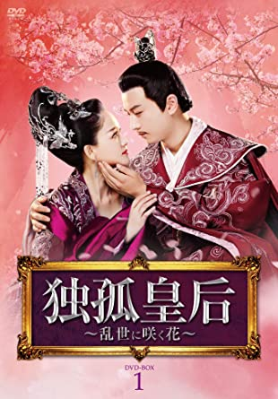[DVD]独孤皇后 ~乱世に咲く花~ DVD-BOX 1