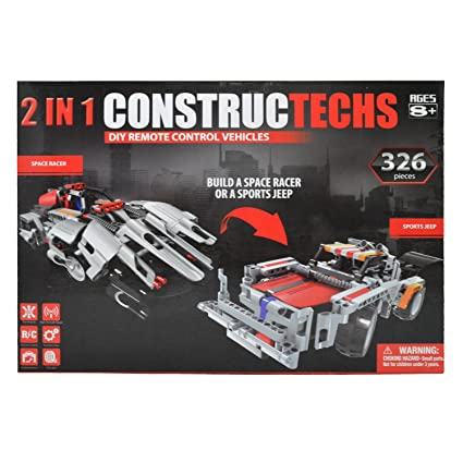 Amazon.com: 2 en 1 constructechs bricolaje Control Remoto ...