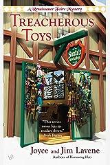 Treacherous Toys (Renaissance Faire Mystery Book 5) Kindle Edition
