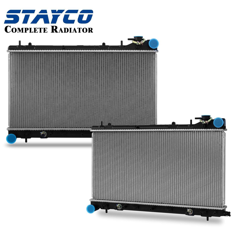 Amazon.com: STAYCO Radiator for Subaru Forester 2003 2004 2005 2006 2007  2008 2.5L H4 (2674): Automotive