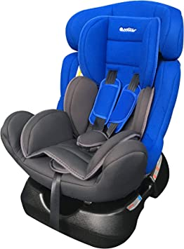 Kids Car Seat Group 0-1-2-3  in1 Convertible Baby Child Safety Booster Seat UK