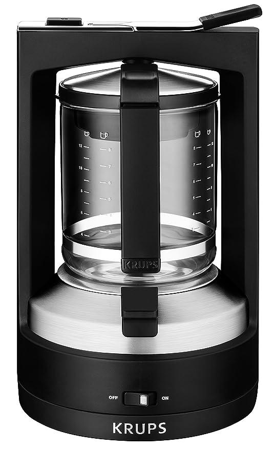 Amazon.com: Krups km4689 Moka Brewer Coffee Maker máquina ...