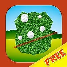 Golf Field Slicer : le 18ème trou un grand nombre de boule dans le tournoi - édition gratuite