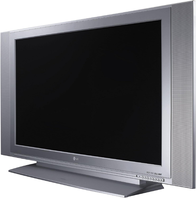 LG 42PX3RV - Televisión, Pantalla Plasma 42 pulgadas- Plata: Amazon.es: Electrónica