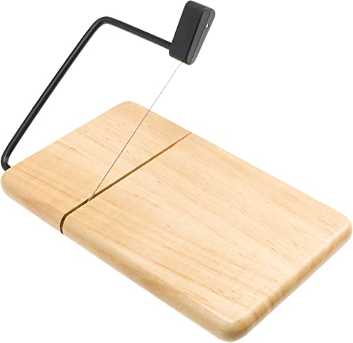 Prodyne-805B-Thick-Beechwood-Cheese-Slicer
