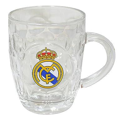 Real Madrid F.C, jarra de merchandising oficial: Amazon.es: Deportes y aire libre