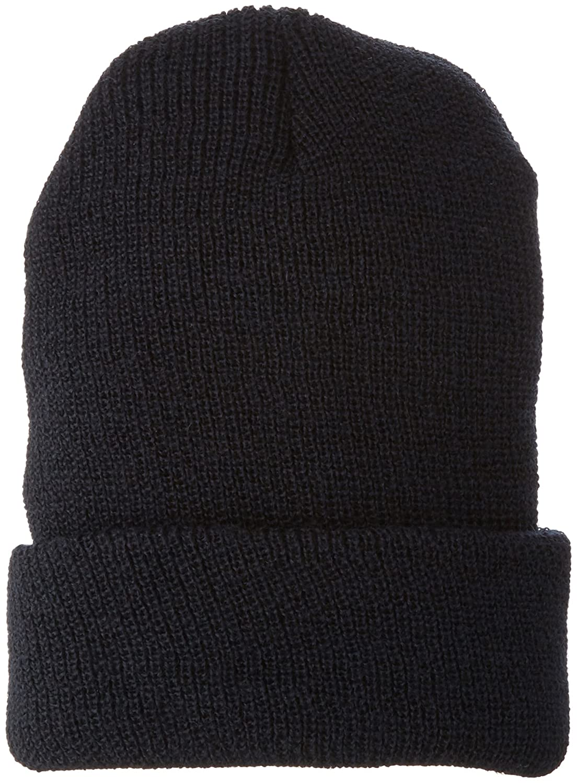 Amazon.com  Black GI Military Gore-Tex Waterproof Wool Knit Watch Cap - USA  Made  Home Improvement c5d6a74c309