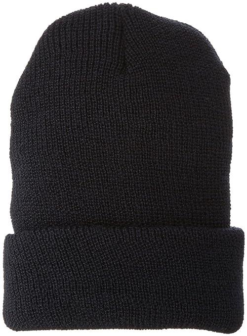 Amazon.com  Black GI Military Gore-Tex Waterproof Wool Knit Watch ... 937c4259e