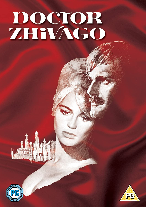 Doctor Zhivago [DVD]: Amazon.co.uk: Omar Sharif, Julie Christie ...