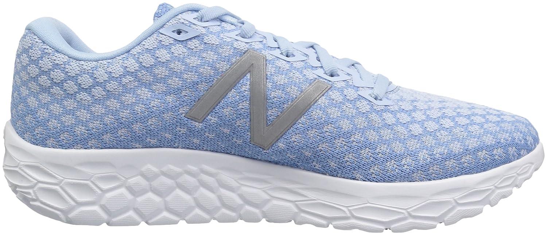 New Balance Women's Beacon V1 Fresh Foam Running Shoe B075R7BYRM 12 B(M) US|White