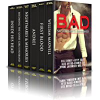 Bad : Six Sexy Gents Unmasked: A Collection of Bad Boys and Billionaires in the Big City (English Edition)