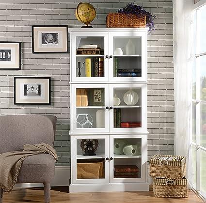 amazon com homestar z1710301 alto display cabinet china cabinets