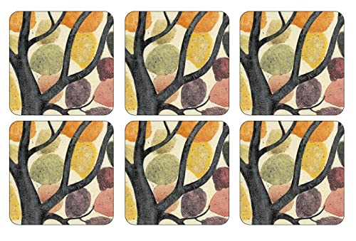Pimpernel Dancing Branches Placemats - Set of 6 by Pimpernel-Portmeirion jEJkWU6q3N