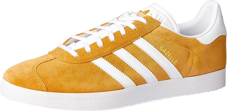 Shoes Gazelle Mustard Yellow White size
