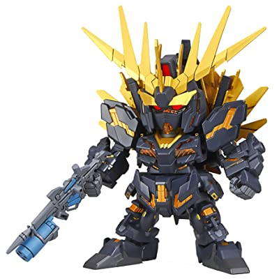 Bandai Hobby SD Ex-Standard 015 Unicorn Gundam 02 Banshee Norn (Destroy Mode) Gundam Unicorn Action Figure: Toys & Games
