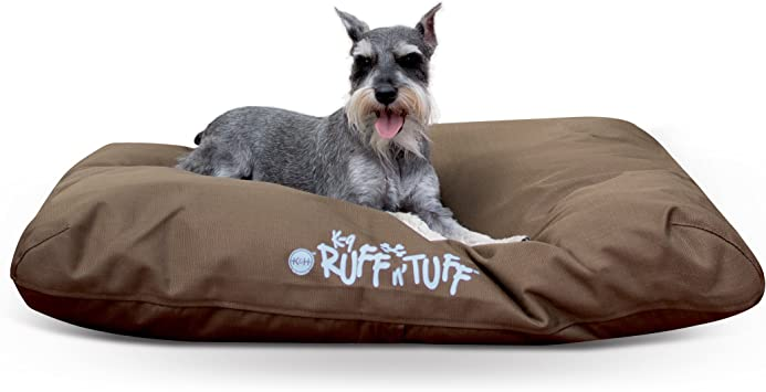 Amazon Com K H Pet Products K 9 Ruff N Tuff Pet Bed Medium Chocolate 27 X 36 Pet Supplies
