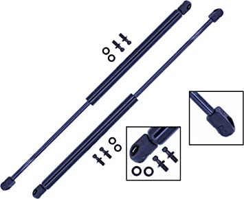 2 Pieces Hood Lift Supports 1992 TO 2000 LEXUS SC300 and SC400 Tuff Support 611465 SET // Pair