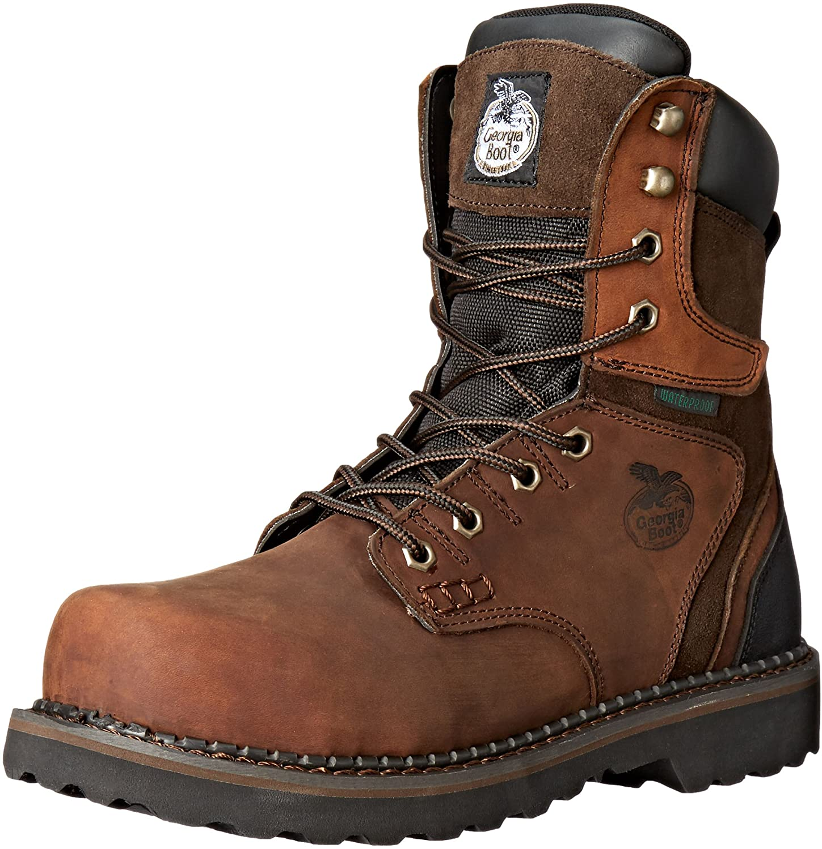 Steel Toe Work Boot Work Shoe