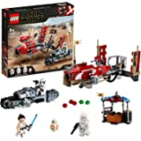 LEGO Star Wars: The Rise of Skywalker Pasaana Speeder Chase 75250 Building Kit, New 2019