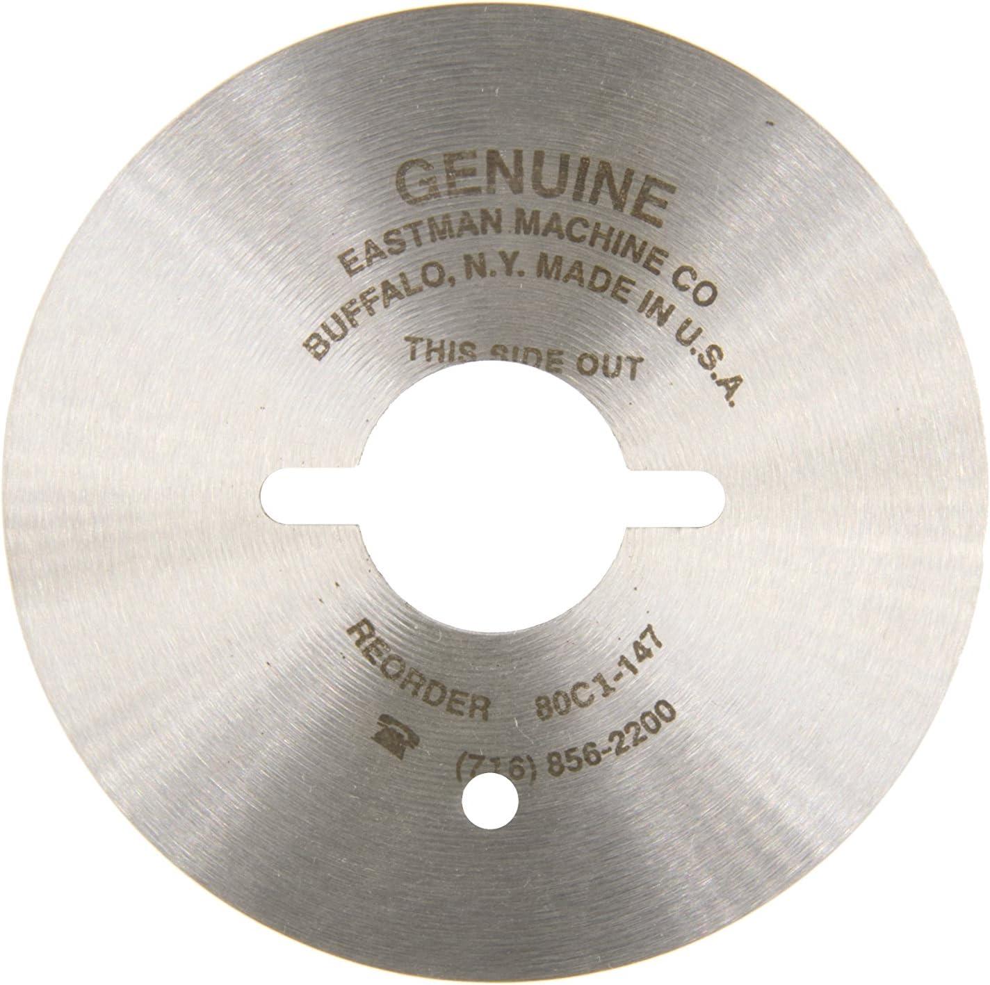 Round Blades 2 1//4 Inch for Eastman Chickadee D-2 D-2H Cutting Machine Genuine