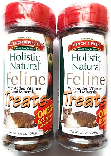 Bench Field Cat Treats – 2 Pack