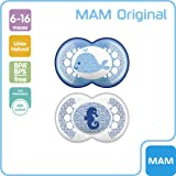 MAM Original Night 6+ (2 unidades), Chupetes luminosos ...