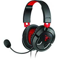Turtle Beach Ear Force Recon 50 Gaming Headset, Black - EarForce Recon 50