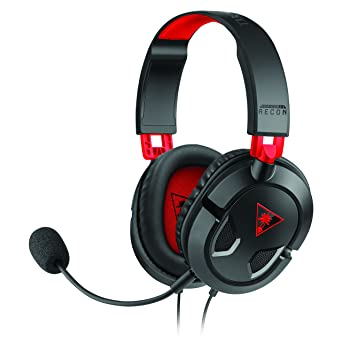 f8bd5f4f82b Turtle Beach Recon 50 Stereo Gaming Headset - PC, PS4, PS4 Pro, Xbox One S  and Xbox One: Amazon.co.uk: PC & Video Games