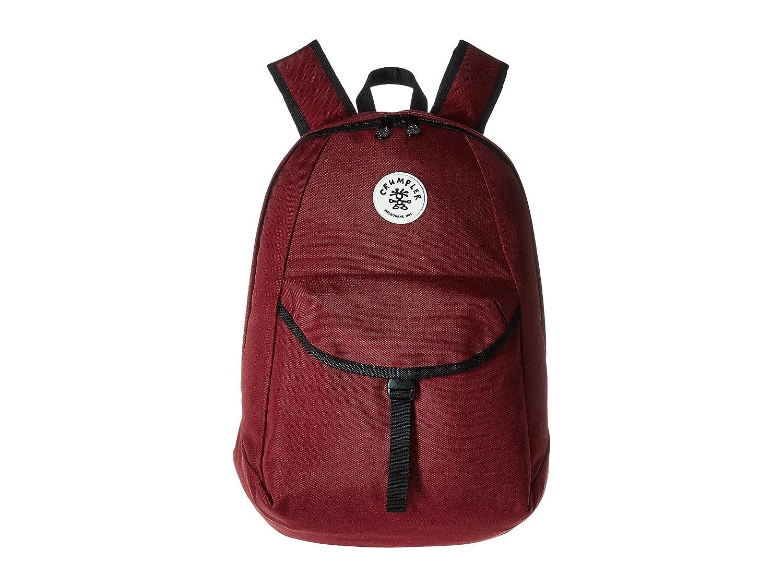 [クランプラー] Crumpler レディース Yee-Ross Backpack バックパック Claret [並行輸入品] B01MSPGM9X