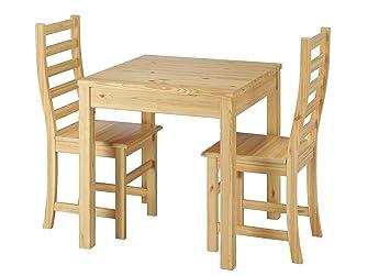 Tisch Erst Massivholz Kiefer 2 70 Essecke Tischgruppe Und Stühle 90 50 Mit 21 Holz Set Natur A N8w0mn