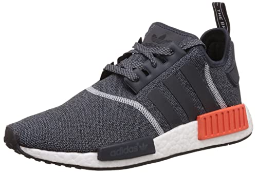 5f7352155 adidas Originals Men s NMD R1 Dkgrey