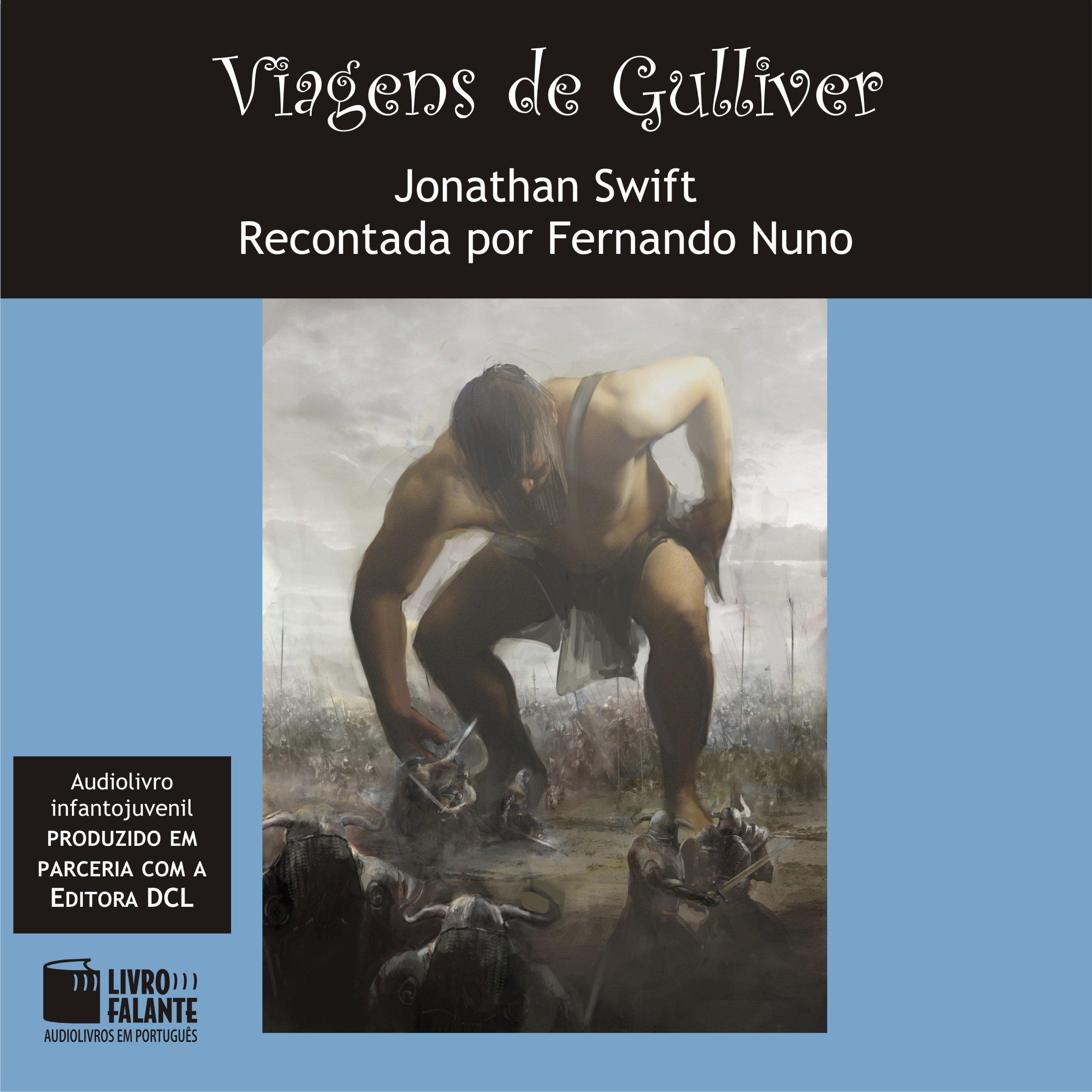 Viagens de Gulliver | Audiolivro