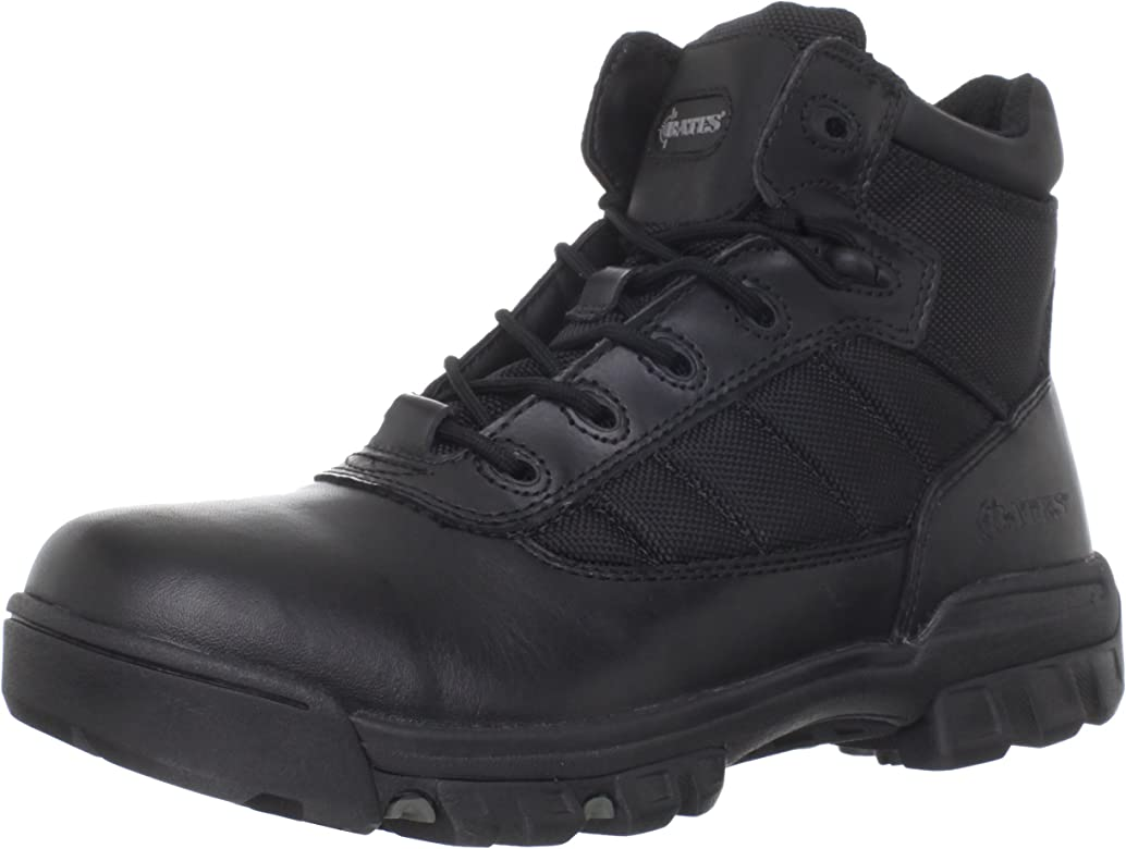 0a044d581b7 Men's Enforcer 5 Inch Nylon Leather Uniform Boot
