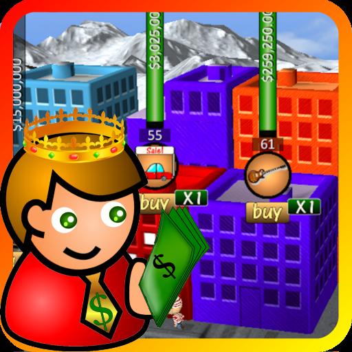 King of Cash! Business City Sim FREE (Best Diablo Style Games)