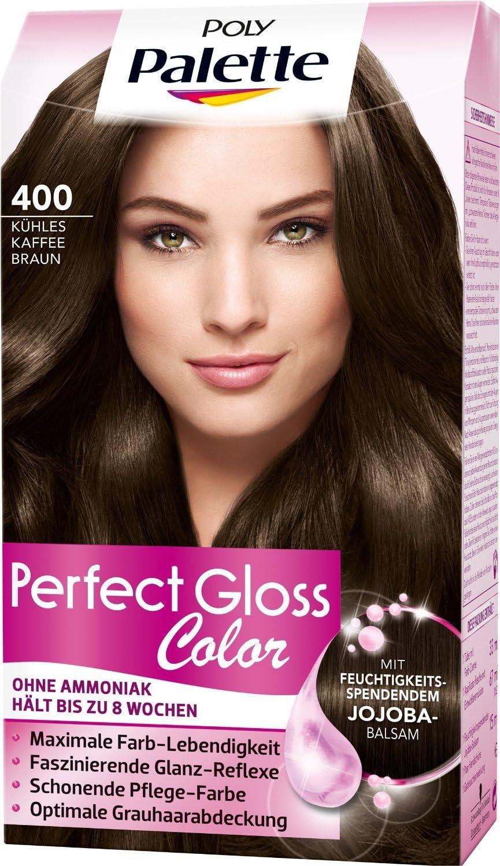 Tinte de pelo Poly Palette Perfect Gloss, tono de color 400 ...