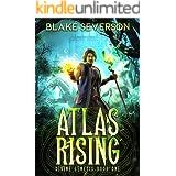 Atlas Rising a LitRPG gaming adventure (Divine Genesis Book 1)