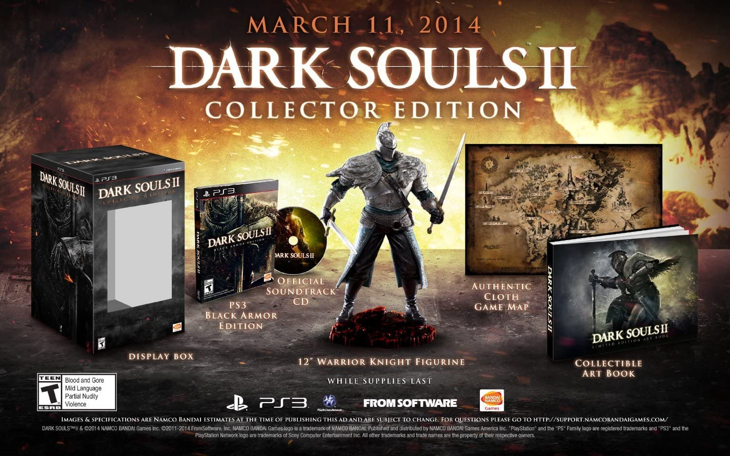 Buy Cheap Steelbook Collectors Darksouls 2 Original Game Cases & Boxes case Only