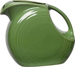 product image for Fiesta 67-1/4-Ounce Large Disk Pitcher, Shamrock