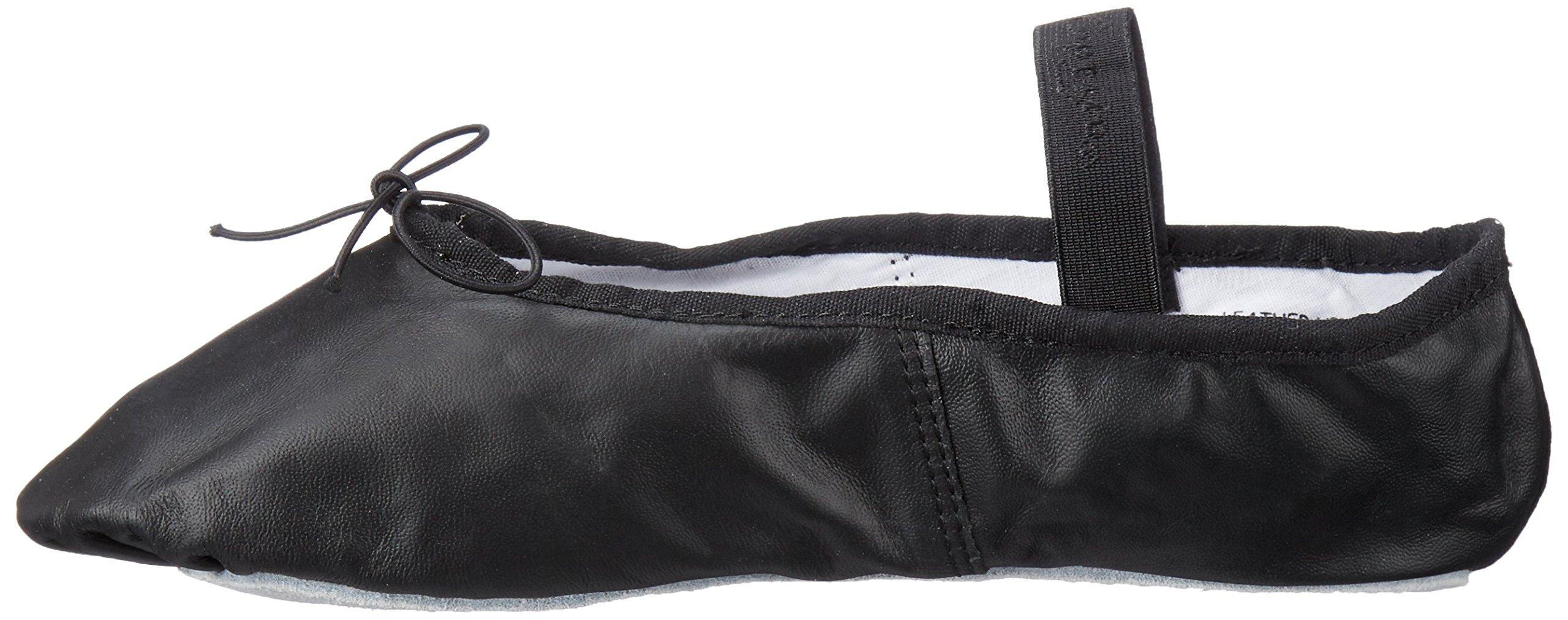 Capezio Daisy 205 Ballet Shoe (Toddler/Little Kid),Black,10 M US Little Kid by Capezio (Image #5)