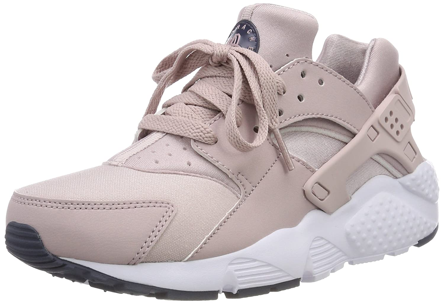 e368f63495 Amazon.com | Nike Huarache Run Big Kids' Shoes Particle Rose 654280-603 (4  M US) | Running